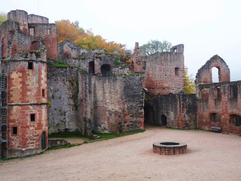 Hardenburg Schlosshof 003