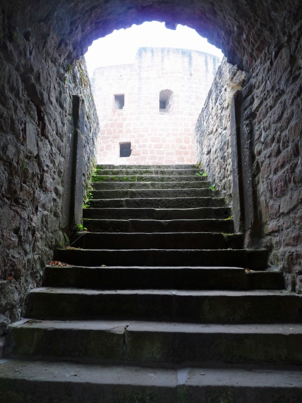 Hardenburg Treppenturm 001